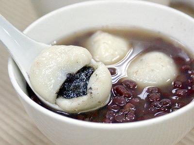 【冬季暖呼呼】冬至溫馨情 品嚐老店純圓糯米湯圓