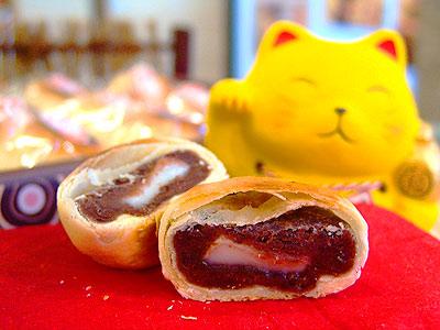 【春節伴手禮】泥中有玄機 甜蜜蜜的麻糬紅豆糕