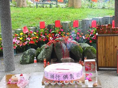 2010新竹南埔石爺祭暨水圳通水典禮