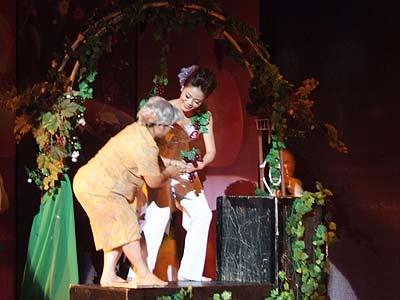阿嬤的葡萄園 2010葡萄公主顧凌睿藝冠群芳、奪得后冠