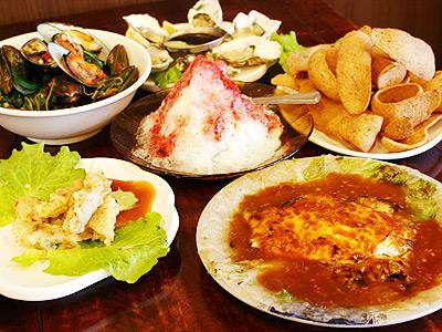 吃定安平老街 蚵仔煎、海鮮熱炒小吃大餐