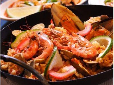 西班牙美食吃到飽 四人同行一人免費