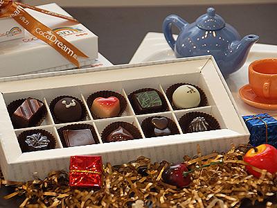 夏日七夕情人夢 有水果口味的員林巧克力幫你圓夢