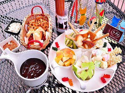繽紛巧克力鍋 板橋車站甜蜜午茶