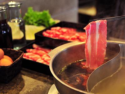 壽喜燒+火鍋吃到飽 Prime頂級牛肉任你刷