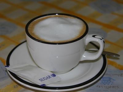 獅山旅遊中心附近的假日休閒咖啡