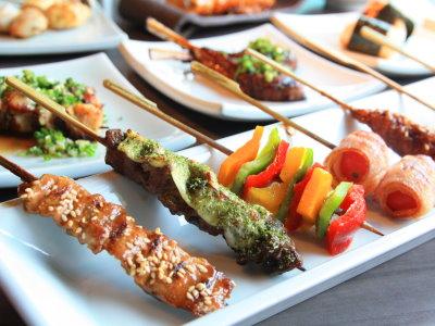 中秋烤肉推薦餐廳 日式串烤美味獨到