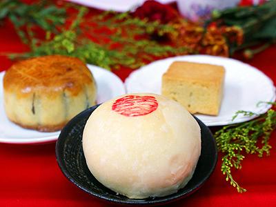 台南中秋月餅禮盒 百年喜餅老店、傳統口味再升級