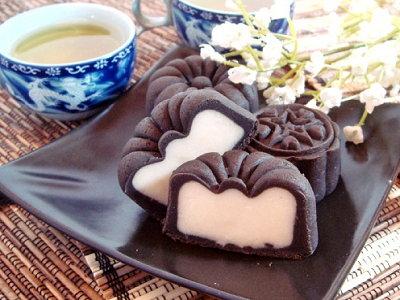 中秋預購竹炭北海道牛奶 混搭奶黃寒天香柚