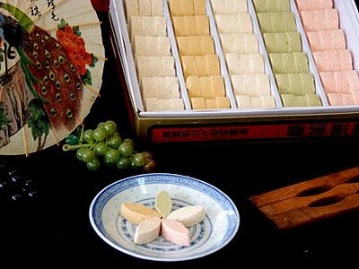 中秋好禮 傳承泉州糕餅師傅百年手藝的鳳眼糕