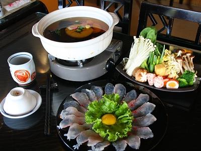 精緻日本料理推出多種鍋類料理