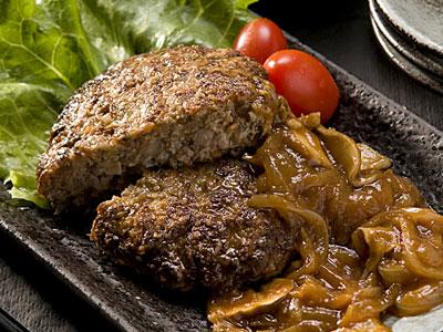 台北日式茶屋平價定食 日本男人愛吃的漢堡肉