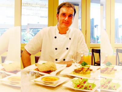 法籍主廚在台灣 法式家鄉菜原味呈現