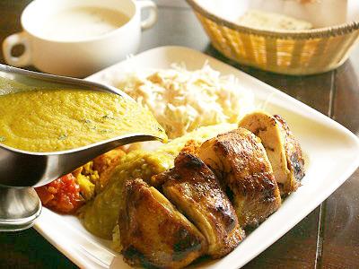 山上小國的旅行者  用美食帶你認識尼泊爾