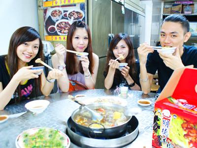 創意豐富岡山羊料理 風味多變年輕人也愛