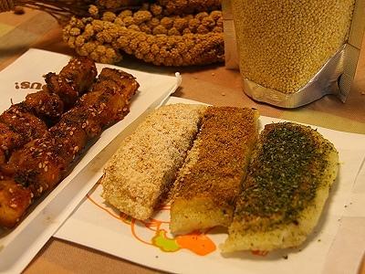日月潭邵族的小米麻糬內灣吃的到
