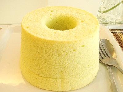 香蘭戚風蛋糕柔軟濕潤新口感 日式作法融和東南亞食材