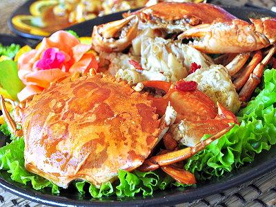 品嚐新鮮美味的秋蟹 大啖蟹黃多層次口感