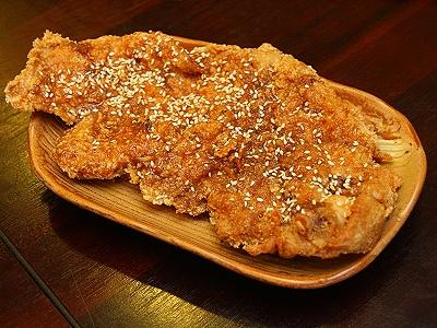 精選食材用心調理的鹽酥炭烤美味