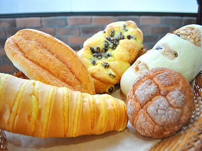種類多樣化的麵包 獨特口感風味讓人回味再三