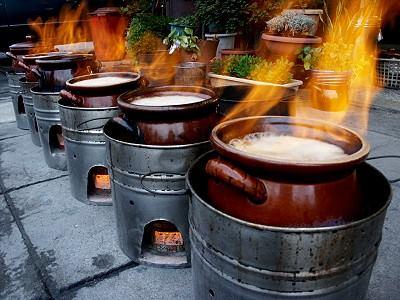 暖呼呼美食推薦 炭燒羊肉爐
