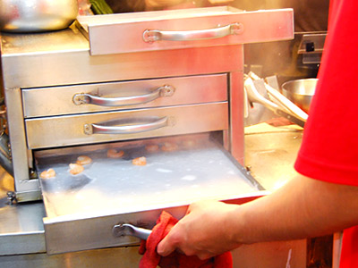 QQ軟軟、鹹鹹甜甜 港式點心蒸腸粉
