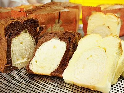 蛋糕吐司 幸福DOUBLE的綿密口感