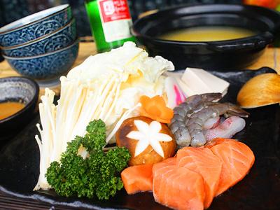 送上北海道的秋冬暖意 推薦您嚐嚐鮭魚石狩鍋