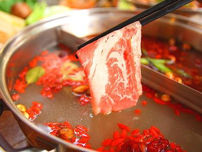 【兩岸鍋倆好】頂級蒙古麻辣鴛鴦火鍋 不沾醬涮出食材美味