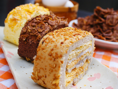 層層疊疊拿破崙蛋糕 法式美味讓您驚喜連連