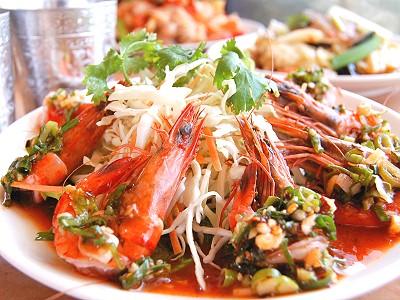 香麻酸辣甜滋味 泰式料理特色風味