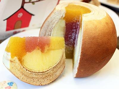 藝人推薦 三天功夫製成的蘋果年輪