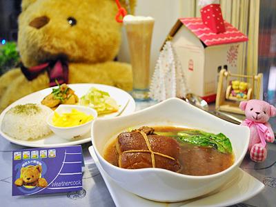 軟嫩肉質口感豐富 餐廳裡的特色美味料理