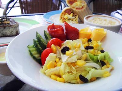 簡單美味輕食 輕鬆慢活享受早餐