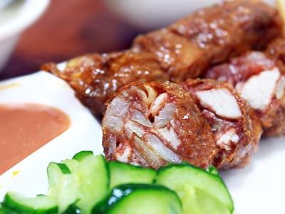 台北人的小吃記憶 舊圓環老字號滷肉飯