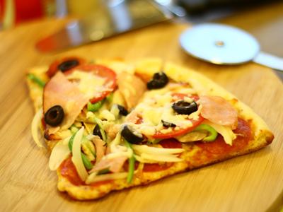 台中興大學區異國美食 義式手工石板披薩