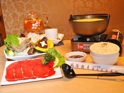 在中國風茶餐坊 品嚐獨特美味鍋物