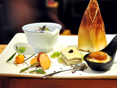 追求懷石料理樸真境界 無菜單創意美饌征服日本客