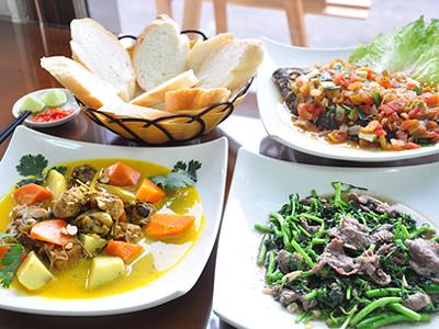 越南風味料理端上桌 春節團圓氣氛越是濃厚