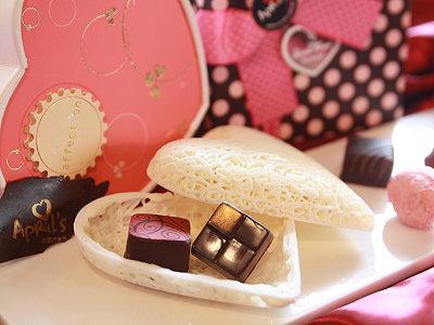 巧克力珠寶盒 讓愛珍藏於心