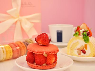 幸福好滋味 多層次口感的法式甜點