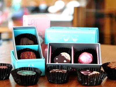 情人節幸福推薦 韻味多姿的手製巧克力