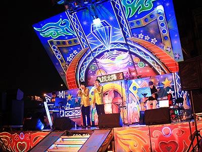 臺北燈節公共藝術展「寶兔兔找太陽」 12日晚間開幕登場