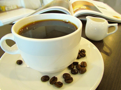 享受咖啡、輕食慢活 手沖咖啡展現香醇風味