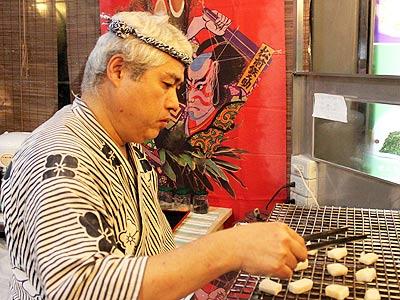 麻吉桑的永康街小店 九種新口味現烤上桌