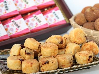 【台灣百大名店】彰化特〝酥〞風味荔枝酥 小巧玲瓏好滋味