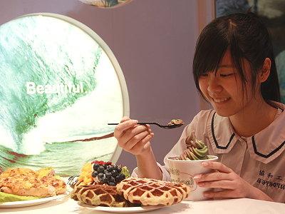 【台灣百大名店】台北東區必吃 鬆餅、冰淇淋美味雙重奏