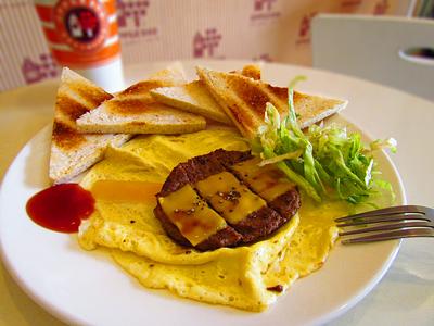 異國風味早餐 口味豐富多變化