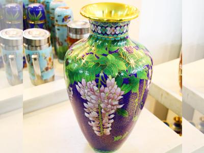 中国北京传统工艺品 景泰蓝