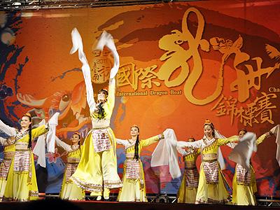 台南運河美麗嘉年華 晚會藝文表演打造不夜城